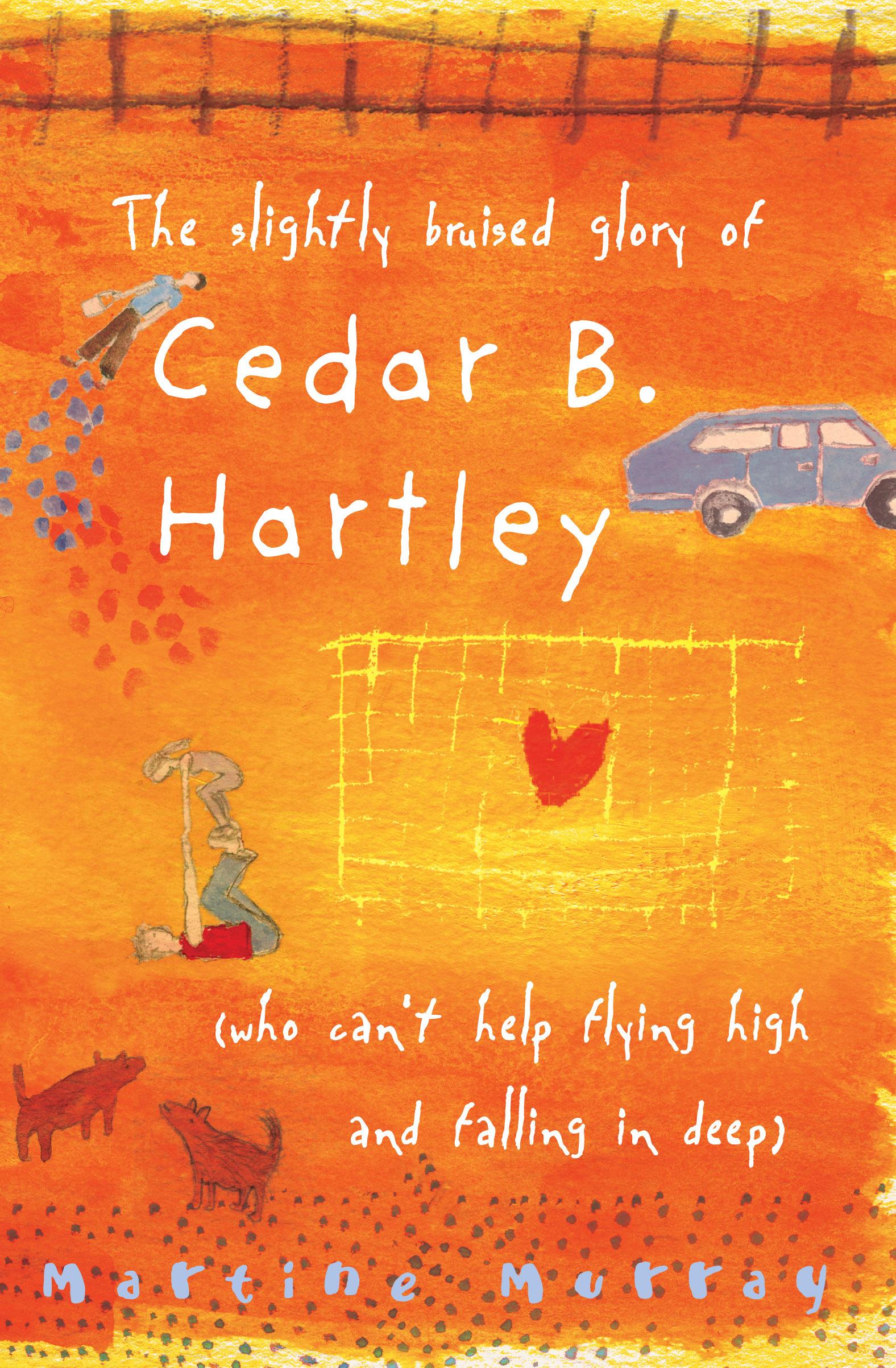 The slightly bruised glory of Cedar B Hartley