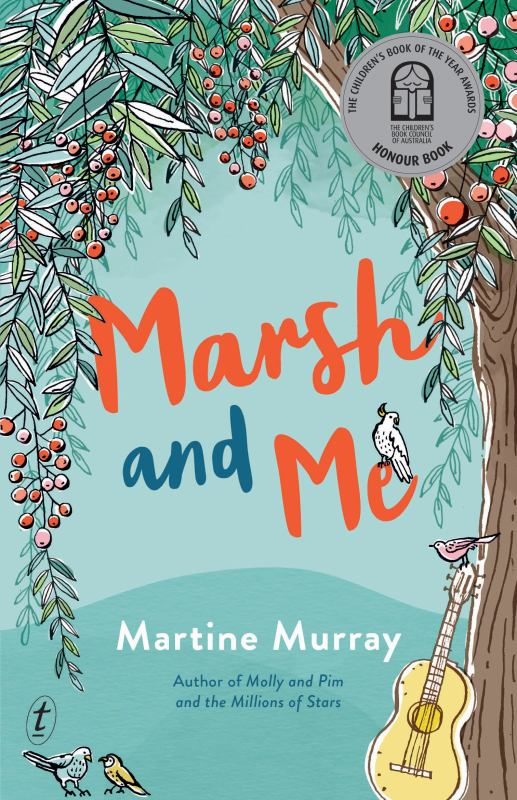 Marsh and Me Cover